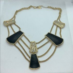 Gorgeous Guess Statement Necklace